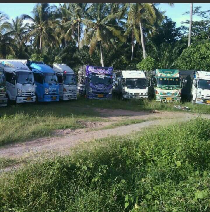 รถบรรทุกรับจ้างชลบุรี